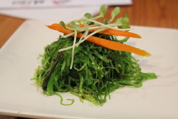 Miso Sushi Seaweed Salad