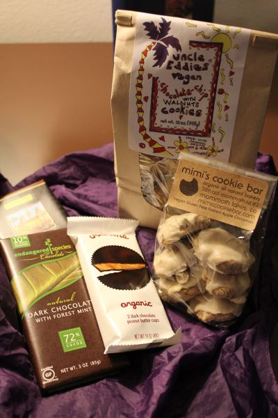 Sierra Sundance Whole Foods Goodies