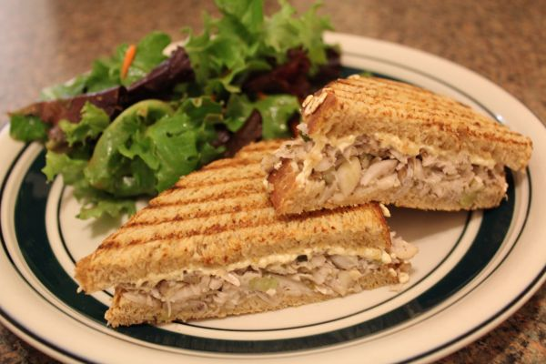 Sugar Plum Vegan Tuna Salad Sandwich