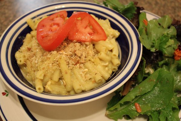 Sugar Plum Vegan Mac and Cheese