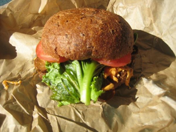 Evolution Fast Food Bacon Cheeseburger