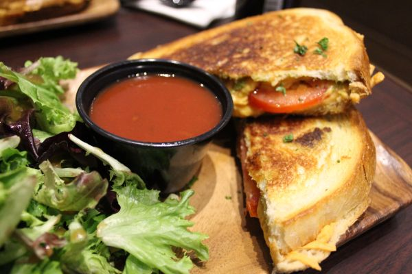 Heywood Grilled Cheese