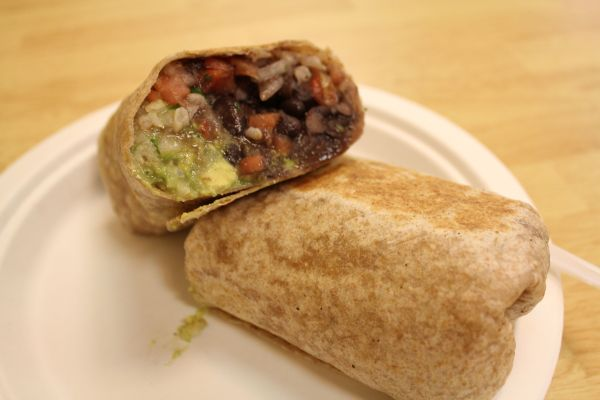 Oasis Burrito