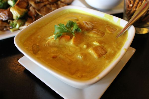 Mu Indian Yellow Curry
