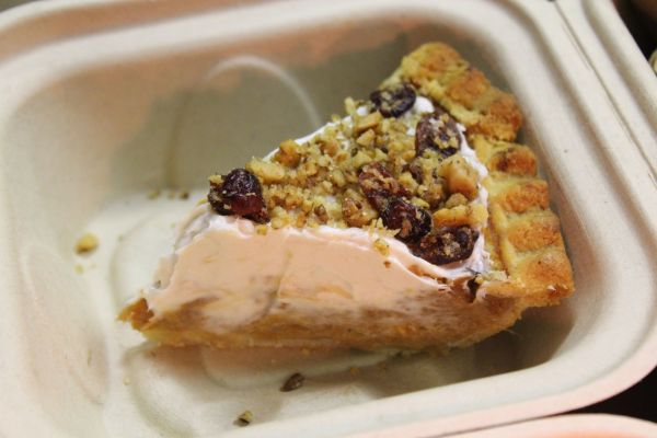 Healthy Junk Yam Pie