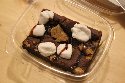 Charlie's S'mores Brownie