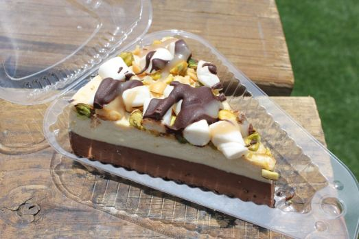 Garden Grill Cheesecake