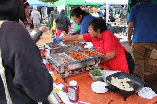 Loma Linda Market Sampling